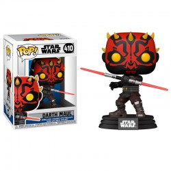 FUNKO STAR WARS Clone Wars - DARTH MAUL (410)