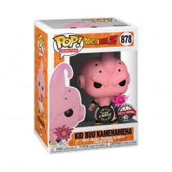 FUNKO POP DRAGON BALL KID BUU KAMEHAMEHA (878) EXC CHASE