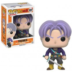 FUNKO POP DRAGON BALL TRUNKS (107)