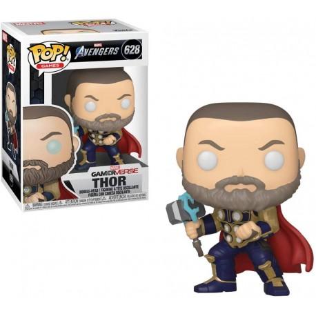 FUNKO POP MARVEL Avengers Game - Thor (Stark Tech Suit) (628)