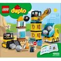 LEGO DUPLO 10932 Derribo con Bola de Demolición