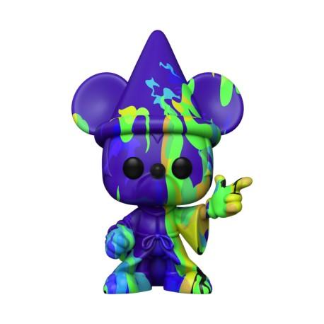 FUNKO POP DISNEY MICKEY 2 (Artist Series) with case