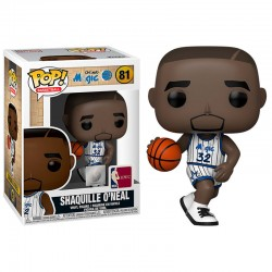 FUNKO POP SHAQUILLE O`NEAL
