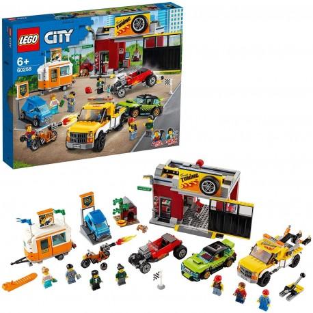 LEGO City 60258 Taller de Tuneo