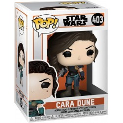 FUNKO POP STAR WARS THE MANDALORIAN - CARA DUNE (403)