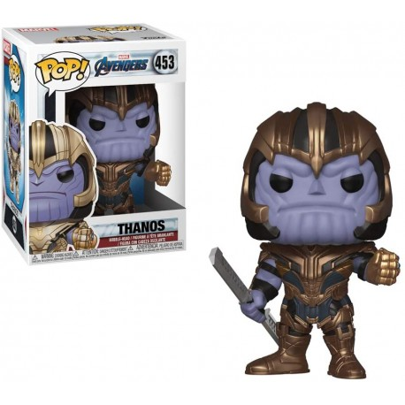 FUNKO POP AVENGERS ENDGAME THANOS (453)