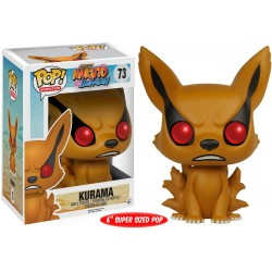 "FUNKO POP ANIMATION NARUTO SHIPPUDEN - KURAMA 6"" (73)"