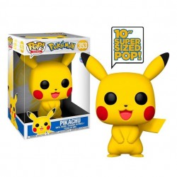 "FUNKO POP POKEMON PIKACHU 10"" (353)"