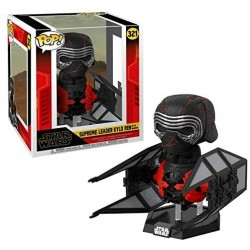 FUNKO POP STAR WARS Deluxe Supreme Leader Kylo Ren (321)