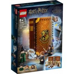 LEGO 76382 Momento Hogwarts™: Clase de Transfiguración