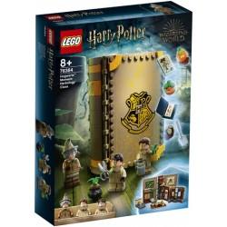 LEGO 76384 Momento Hogwarts™: Clase de Herbología