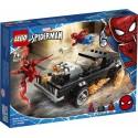 LEGO 76173 Spider-Man y el Motorista Fantasma vs. Carnage