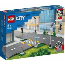 LEGO 60304 Bases de Carretera