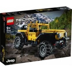 LEGO 42122 Jeep® Wrangler Rubicon