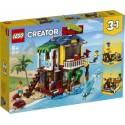 LEGO 31118 Casa Surfera en la Playa