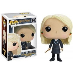 FUNKO POP HARRY POTTER - LUNA LOVEGOOD (14)