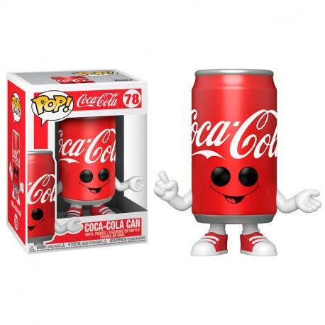 FUNKO POP ICONS COCA-COLA CAN (78)