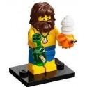 LEGO MINIFIGURAS SERIE 21 SHIPWRECK SURVIVOR (NAÚFRAGO)