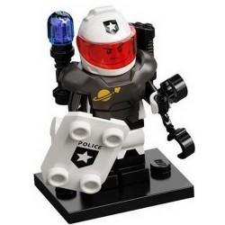 LEGO MINIFIGURAS SERIE 21 SPACE POLICE GUY (POLICÍA ESPACIAL)
