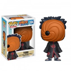 FUNKO POP ANIMATION NARUTO TOBI (184)