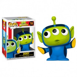 FUNKO POP DISNEY DORY ALIEN REMIX PIXAR (750)