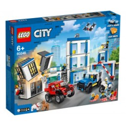 LEGO CITY 60246 Comisaría de Policía