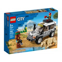 LEGO CITY 60267 Todoterreno de Safari