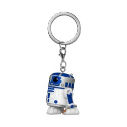 LLAVERO FUNKO POP STAR WARS R2-D2