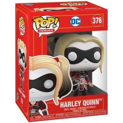 FUNKO POP HEROES DC IMPERIAL PALACE - HARLEY QUINN (376) CAJA