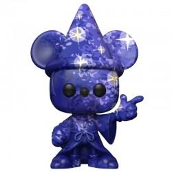 FUNKO POP DISNEY MICKEY 1 (Artist Series) with case