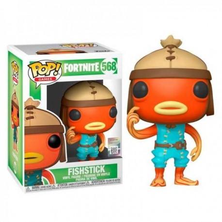 FUNKO POP GAMES FORTNITE FISHSTICK (568)