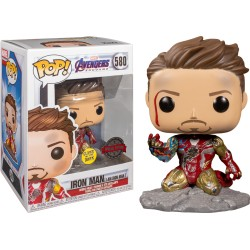 FUNKO POP MARVEL AVENGERS ENDGAME I AM IRON MAN (MT) (GW) (580)
