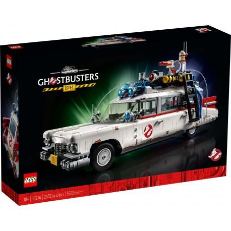 LEGO CREATOR 10274 EXPERT ECTO-1 de los Cazafantasmas caja