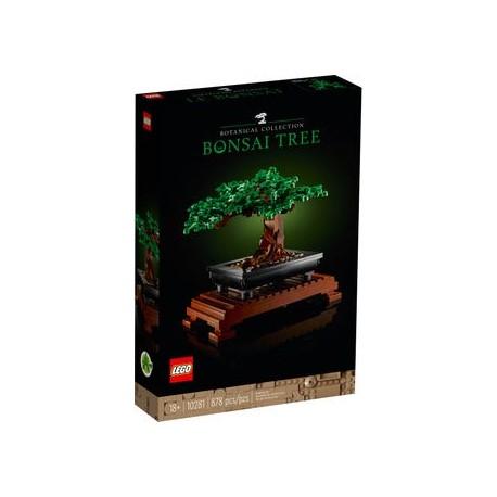 LEGO CREATOR 10281 EXPERT BONSAI CAJA