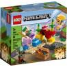 LEGO Minecraft 21164 El Arrecife de Coral