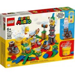 LEGO Super Mario 71380 Set de Creación: Tu propia aventura