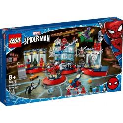 LEGO Marvel 76175 Ataque a la Guarida Arácnida