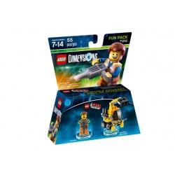 LEGO DIMENSIONS 71212 Fun Pack - The LEGO Movie (Emmet and Emmet's Excavator)