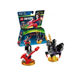 LEGO DIMENSIONS 71285 Fun Pack - Adventure Time (Marceline the Vampire Queen and Lunatic Amp)