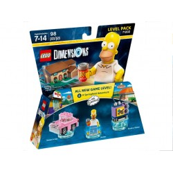 LEGO DIMENSIONS 71202 Level Pack - The Simpsons
