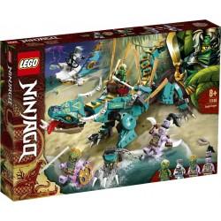 LEGO Ninjago 71746 Dragón de la Jungla