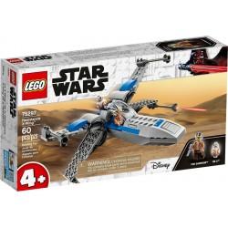LEGO STAR WARS 75297 Ala-X de la Resistencia
