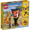 LEGO CREATOR 31116 Casa del Árbol en la Sabana