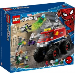 LEGO MARVEL SPIDERMAN 76174 Monster Truck de Spider-Man vs. Mysterio