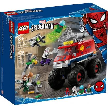 LEGO MARVEL SPIDERMAN 76174 Monster Truck de Spider-Man vs. Mysterio