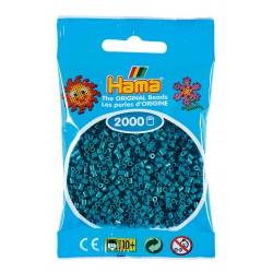 HAMA MINI 501-83 Azul Petróleo
