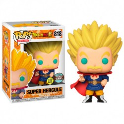 FUNKO POP DRAGON BALL SUPER SAIYAN HERCULE GLOW (818)