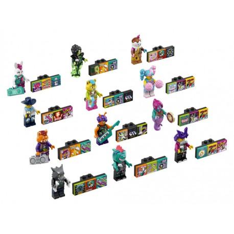 LEGO VIDIYO 43101 Bandmates COLECCIÓN COMPLETA