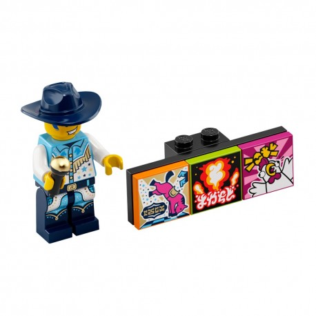 LEGO VIDIYO 43101 Bandmates VAQUERO