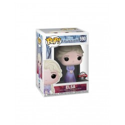 FUNKO POP DISNEY FROZEN II ELSA (590)(EXC)